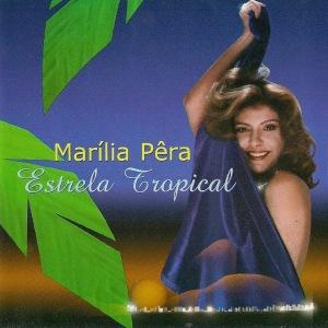 Marília Pêra - Estrela tropical - Capa